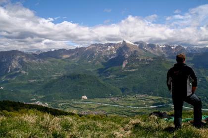 Soča Valley video
